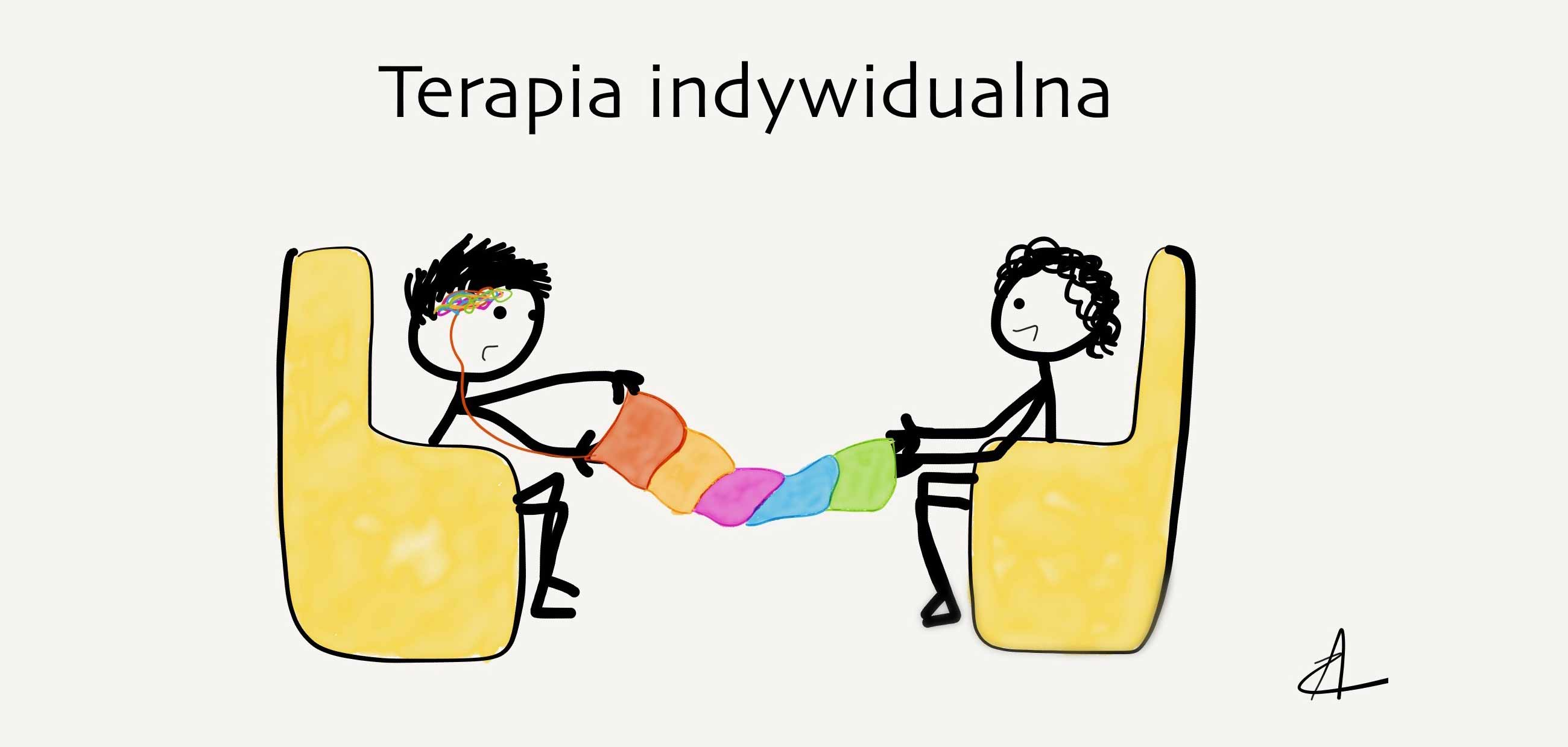 Terapia indywidualna